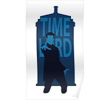 Twelfth Time Lord Poster