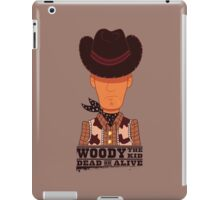 Woody the kid IPad iPad Case/Skin