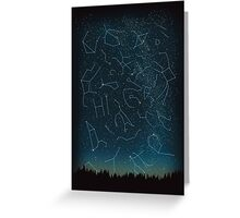 There IS somebody out there! Greeting Card