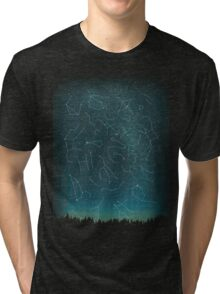 There IS somebody out there! Tri-blend T-Shirt