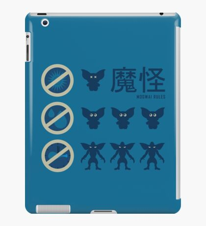 Gizmo Rules IPad iPad Case/Skin