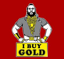 I Buy Gold IPad by loku