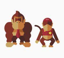 Cool monkeys Baby Tee