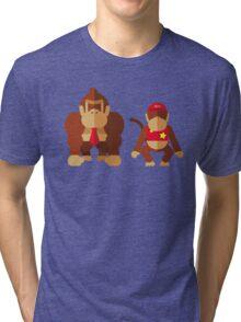 Cool monkeys Tri-blend T-Shirt