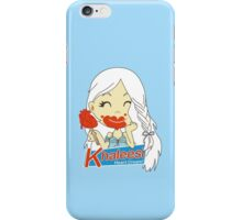 Khaleesi Heart Cream IPhone! iPhone Case/Skin