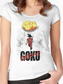 Gokira Women's Fitted Scoop T-Shirt
