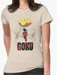 Gokira Womens Fitted T-Shirt