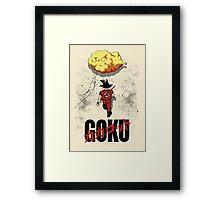 Gokira Framed Print