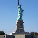 Lady Liberty by mojohesn56