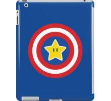 Captain Mario iPad Case/Skin