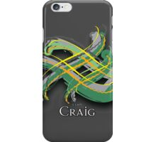Craig Tartan Twist iPhone Case/Skin