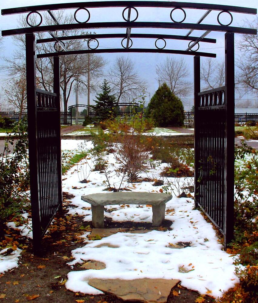 Winter Arbor by nikspix