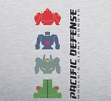 Pacific Defense IPhone by Saintsecond