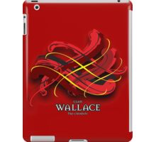 Wallace Tartan Twist iPad Case/Skin