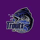 Trouts of Tullys IPad by Saintsecond