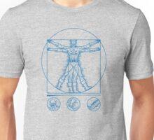 Captain-vitruvian Unisex T-Shirt