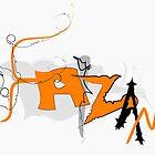 Faizan - Typography by Faizan Qureshi