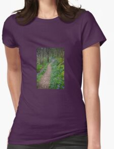 Along the Bluebell Path T-Shirt