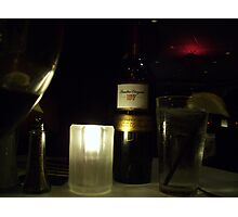 Diner Photographic Print