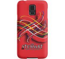 Stewart Tartan Twist Samsung Galaxy Case/Skin
