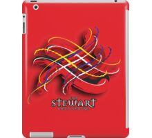 Stewart Tartan Twist iPad Case/Skin