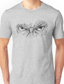 Doctor Who - Peter Capaldi Eyes - No Sir, All 13 Unisex T-Shirt