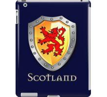 Scotland Lion Rampant Shield iPad Case/Skin