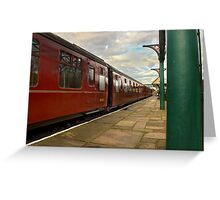 Carriages Greeting Card