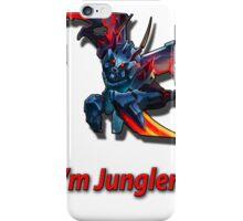 Kha' zix - I'm Jungler iPhone Case/Skin