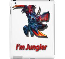 Kha' zix - I'm Jungler iPad Case/Skin