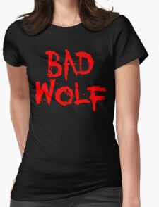 Badwolf Womens Fitted T-Shirt