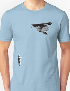 Stealth (There is a difference between childs play and playing childishly) T-Shirt