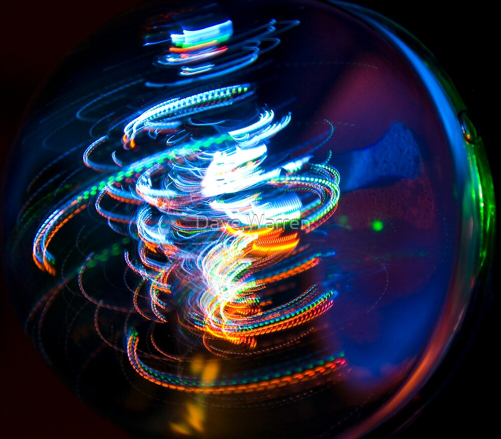 Glass Ball by Dave Warren
