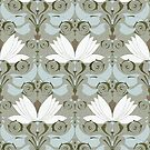 lotos pattern by bymuravka