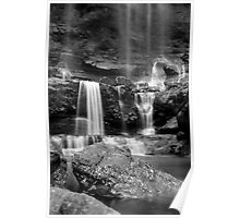 Wentworth Waterfall Poster