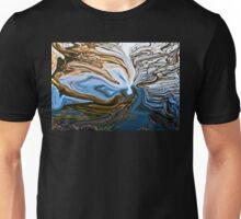 fluid water Unisex T-Shirt