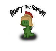 Roary the Roman Photographic Print