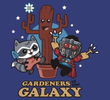 Gardeners of the Galaxy! by nikholmes