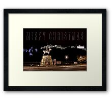 Christmas Card 31 Framed Print