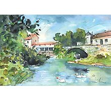 Quillan 01 Photographic Print
