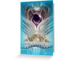 Atlantis Rising Greeting Card