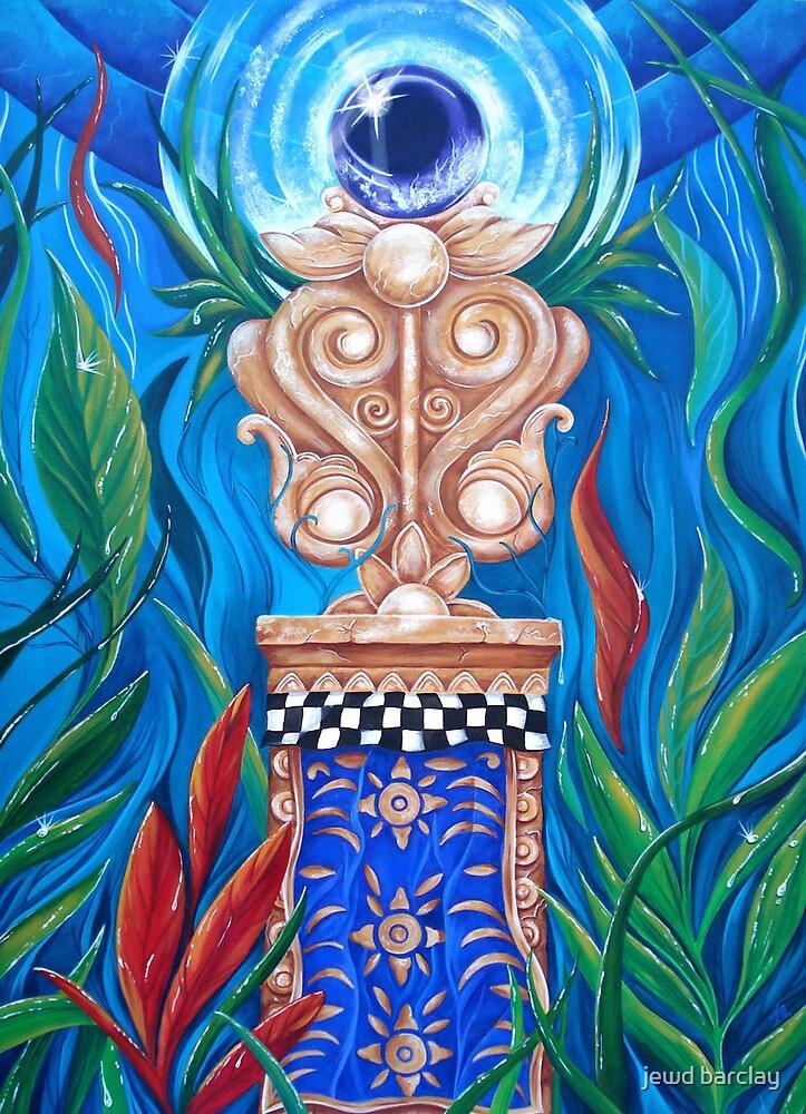 BALI ALTAR by jewd barclay