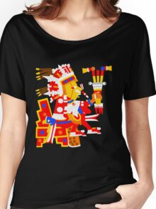 Xipe Totec Women's Relaxed Fit T-Shirt