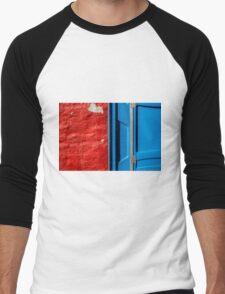 A play on colours Men's Baseball ¾ T-Shirt