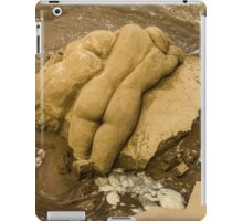 Sand sculpture iPad Case/Skin