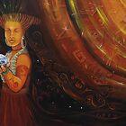 'Mayan Messenger' by jewd barclay