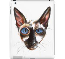 Die Katze iPad Case/Skin