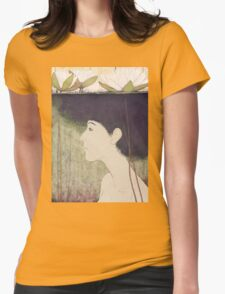 mermaid with lily T-Shirt