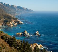 Ragged Point by Trone