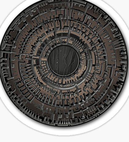The Pandorica Sticker